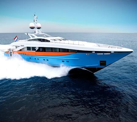 Heesen yacht 37m Gulf
